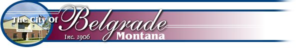 City of Belgrade, Montana